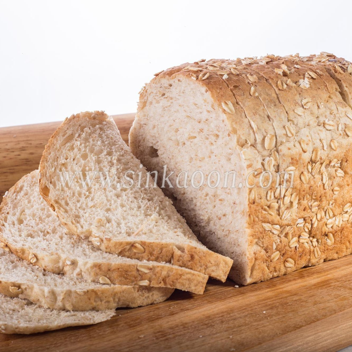 Oat Wholemeal Bread